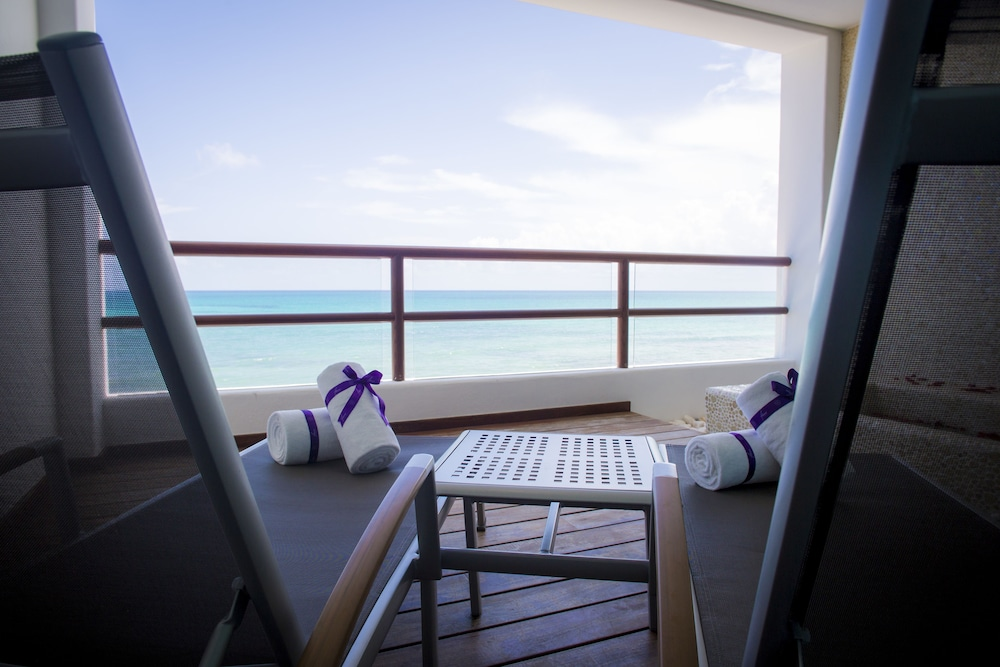 Balcony, Senses Riviera Maya by Artisan -Gourmet  All Inclusive - Adults Only