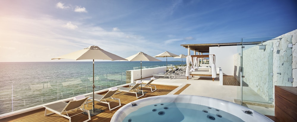 Lounge, Senses Riviera Maya by Artisan -Gourmet  All Inclusive - Adults Only