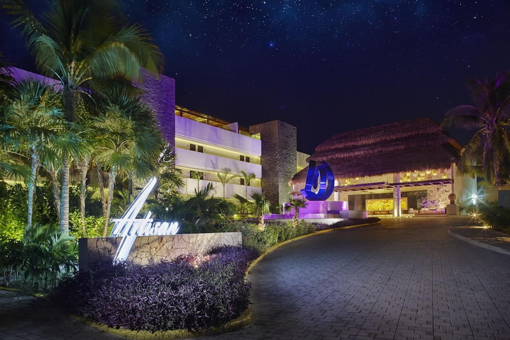Reception, Senses Riviera Maya by Artisan -Gourmet  All Inclusive - Adults Only