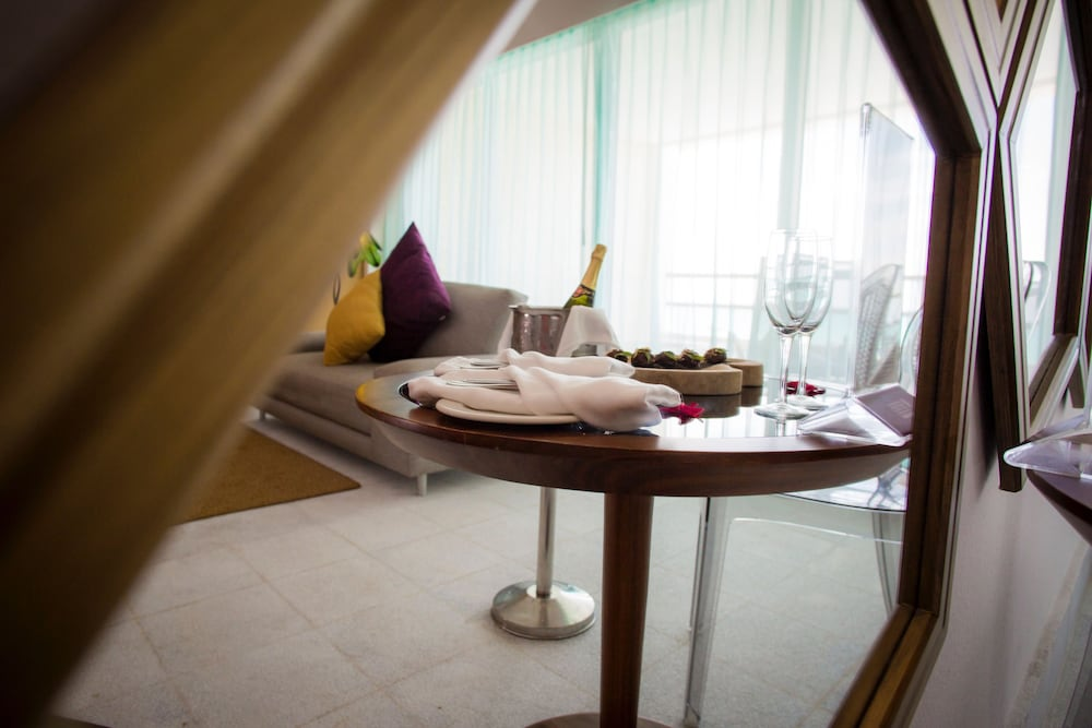 Living Area, Senses Riviera Maya by Artisan -Gourmet  All Inclusive - Adults Only