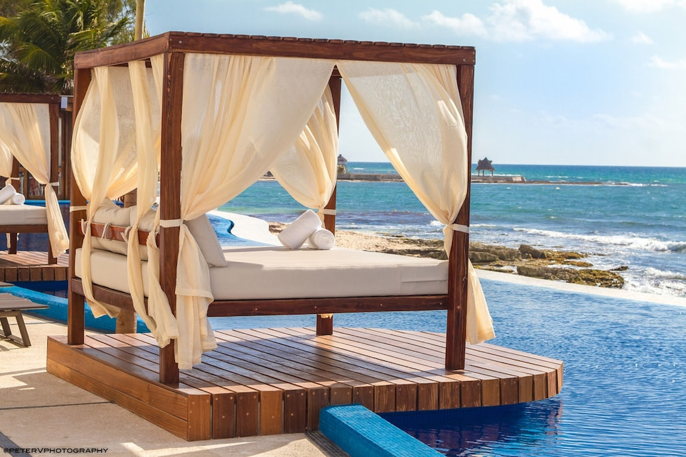 Beach, Senses Riviera Maya by Artisan -Gourmet  All Inclusive - Adults Only