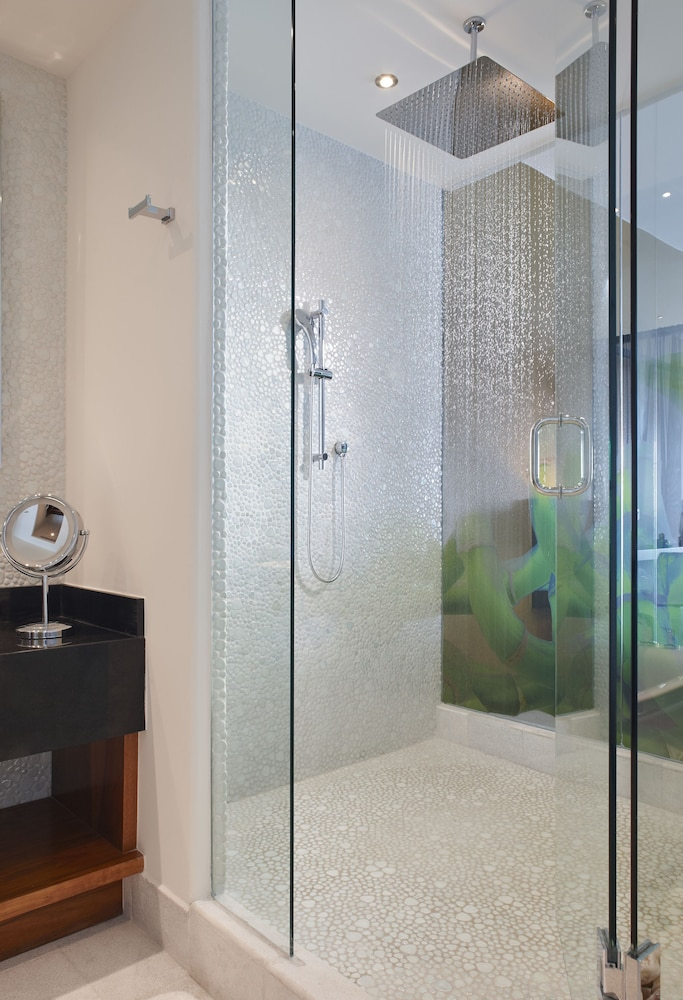 Bathroom Shower, Senses Riviera Maya by Artisan -Gourmet  All Inclusive - Adults Only