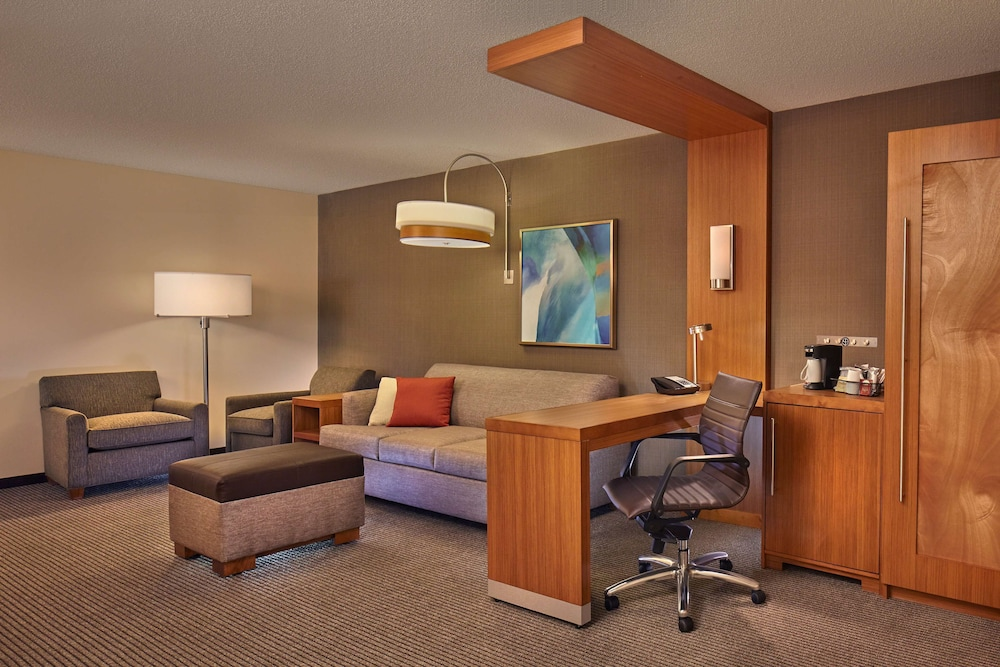 Living Area, Hyatt Place State College