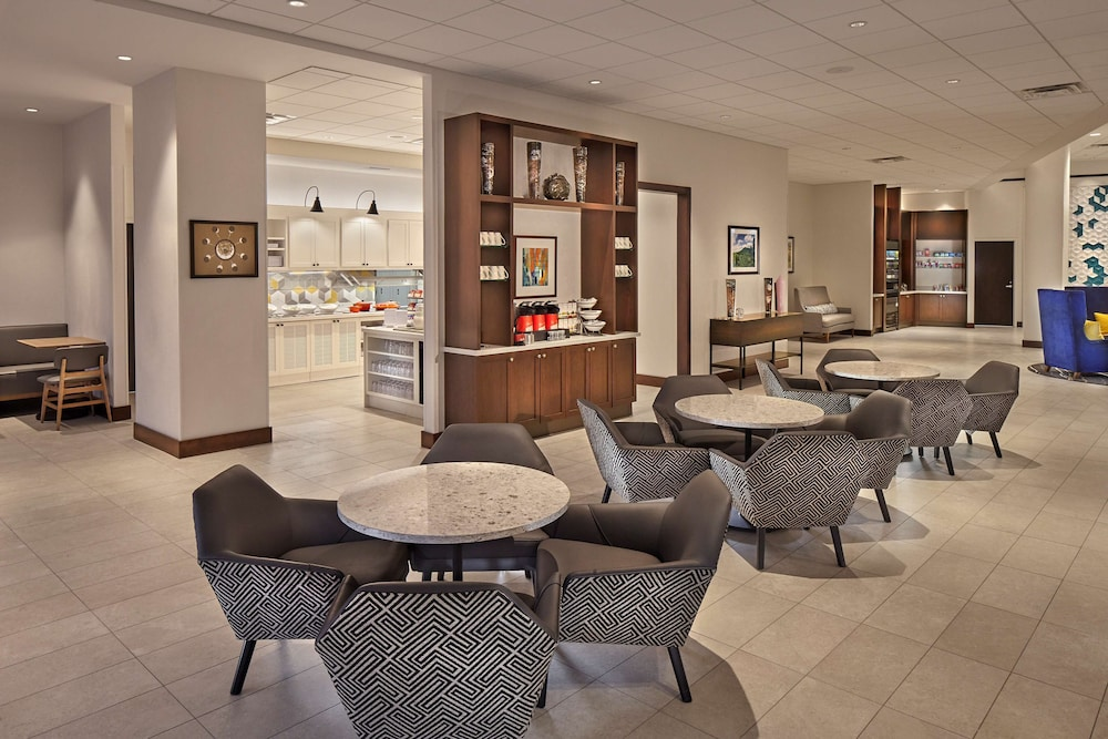 Lobby Sitting Area, Hyatt Place State College