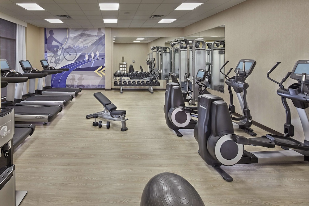 Fitness Facility, Hyatt Place State College