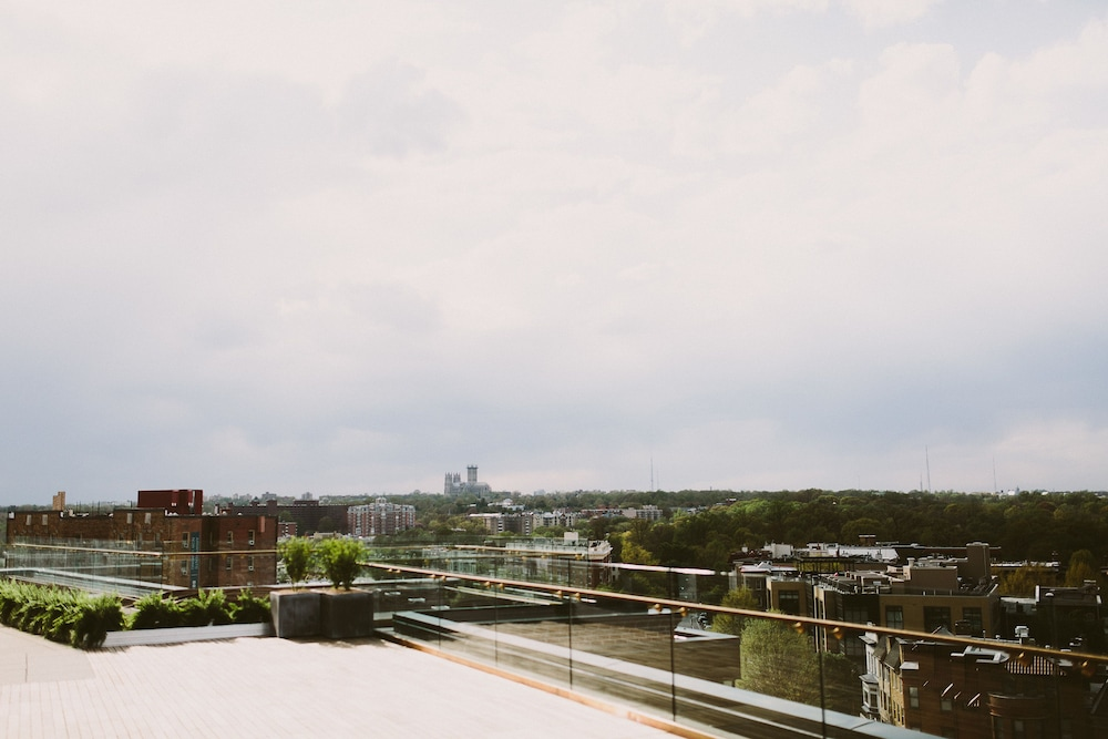 View from Property, The LINE Hotel DC