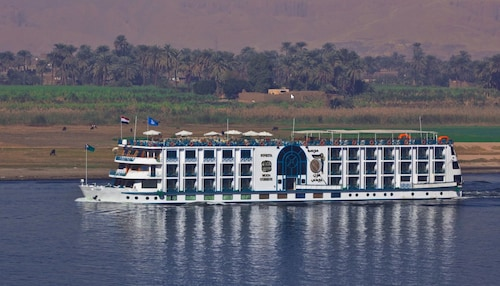 MS Sonesta Moon Goddess,Luxor-Luxor 7 Night Cruise Sat-Sat