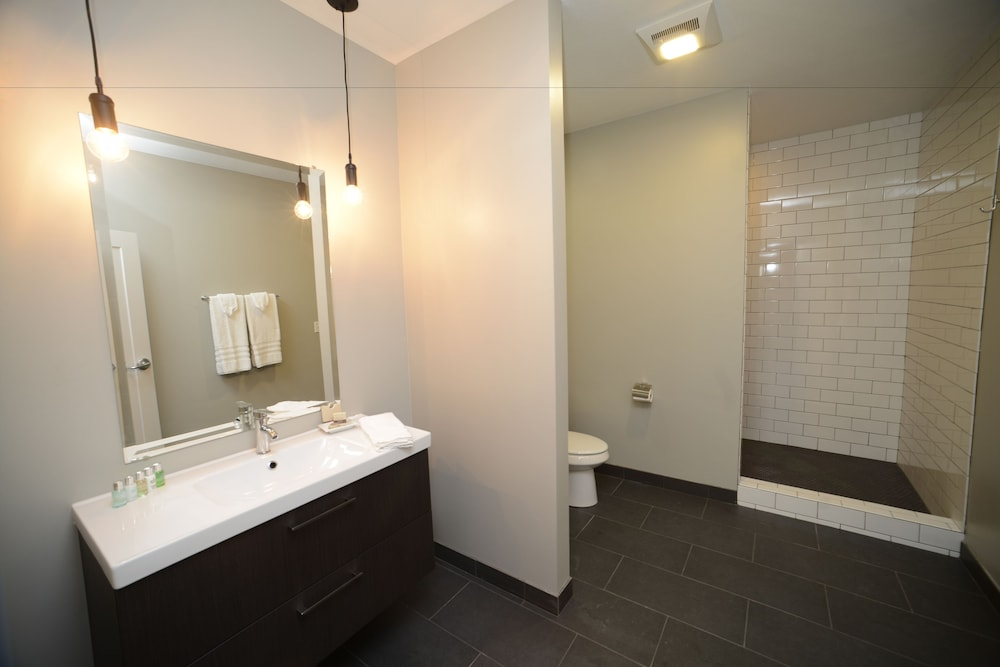 Bathroom, Hotel Kilbourne