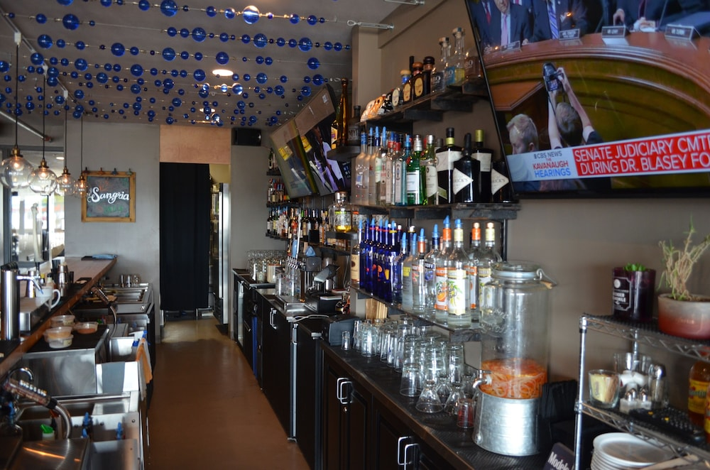 Bar, Hotel Kilbourne