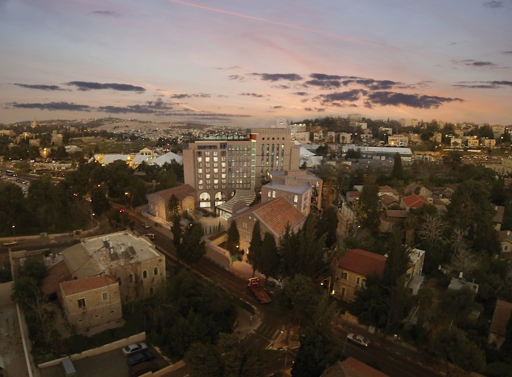 View from Property, Orient Hotel Jerusalem