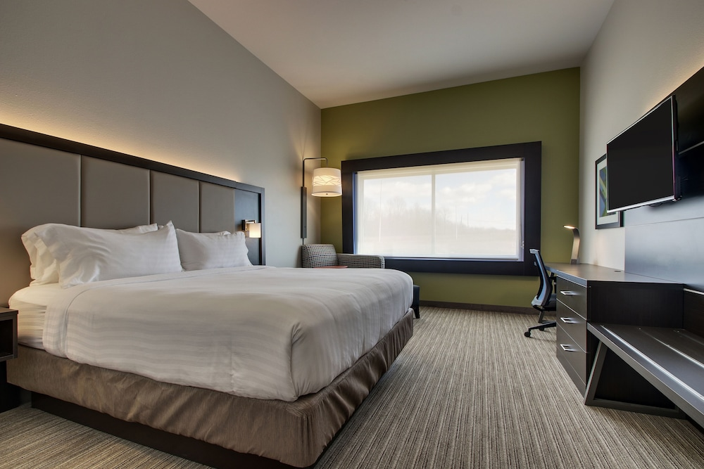 Room, Holiday Inn Express & Suites Mount Vernon, an IHG Hotel