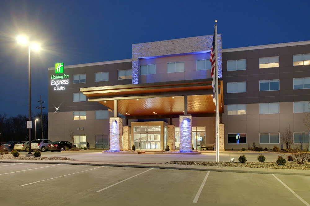 Exterior, Holiday Inn Express & Suites Mount Vernon, an IHG Hotel