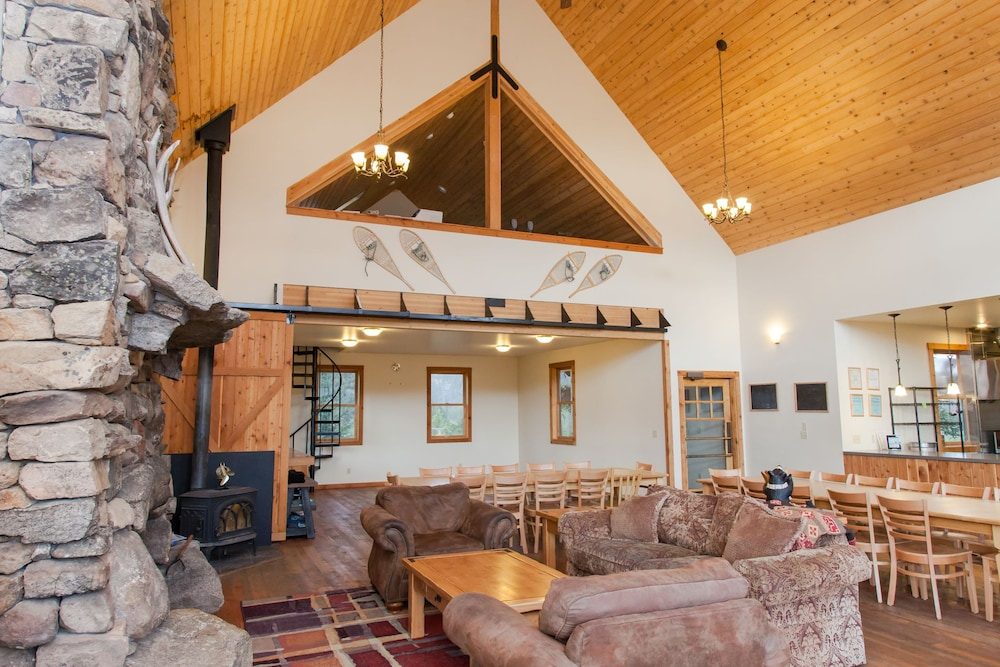 Interior, Homestake Lodge
