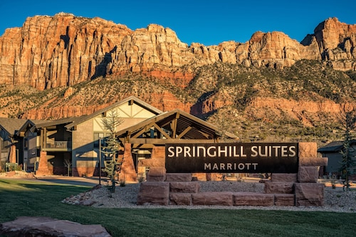 SpringHill Suites by Marriott Springdale Zion National Park