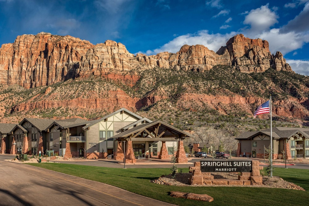 Springhill Suites By Marriott Springdale Zion National Park In Hotel Rates Reviews On Orbitz
