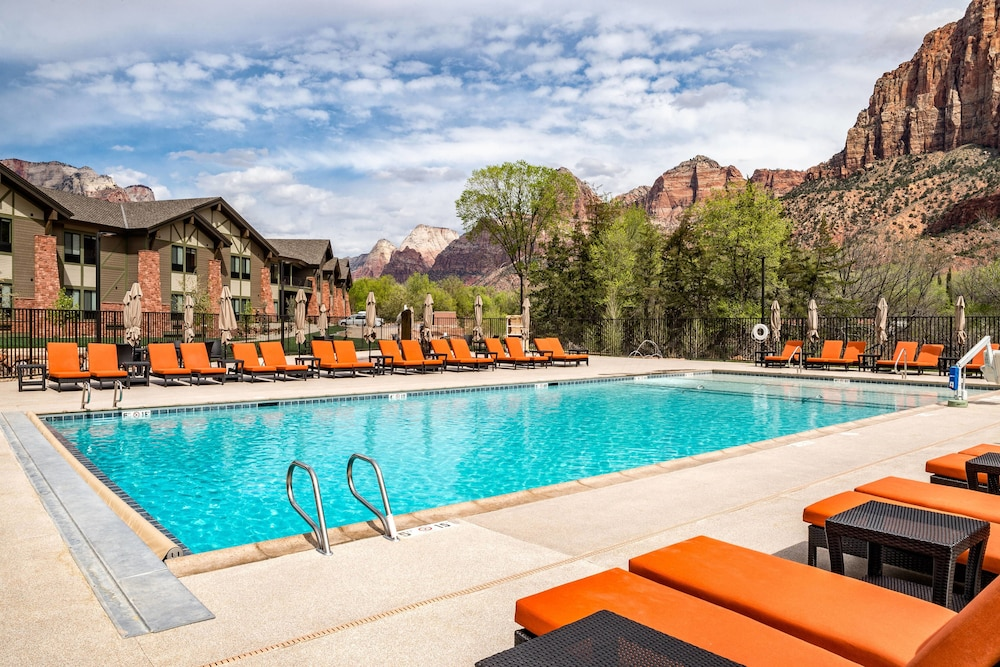 Sports Facility, SpringHill Suites by Marriott Springdale Zion National Park