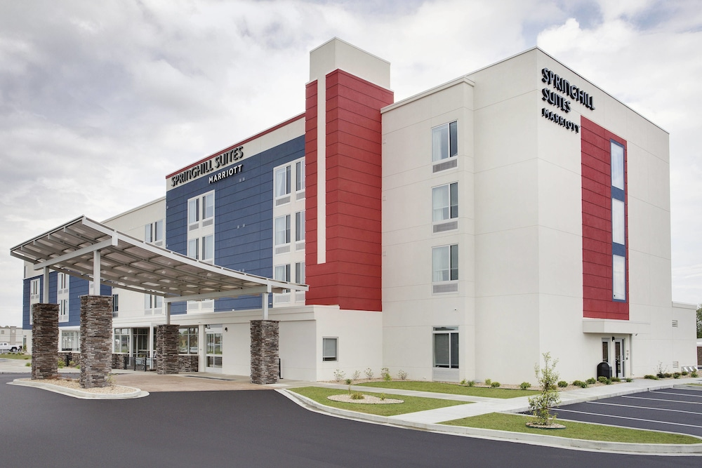 Exterior, SpringHill Suites by Marriott Murray
