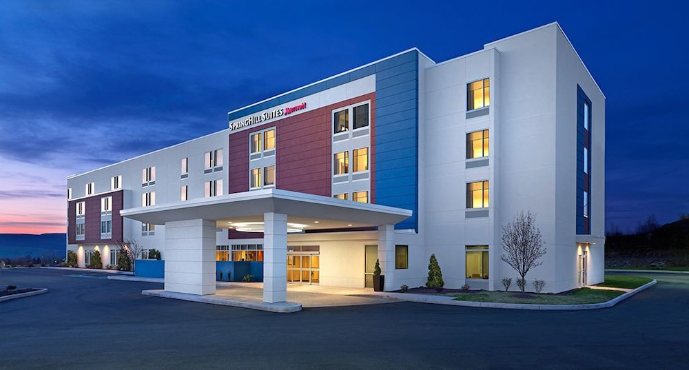Front of Property - Evening/Night, SpringHill Suites by Marriott Murray