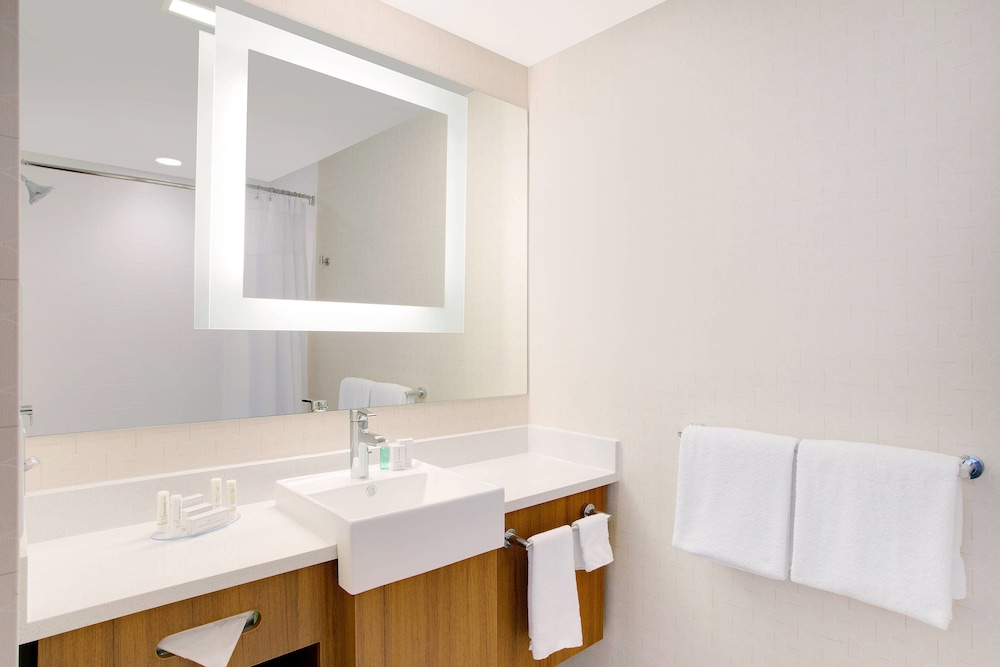 Bathroom, SpringHill Suites by Marriott Murray