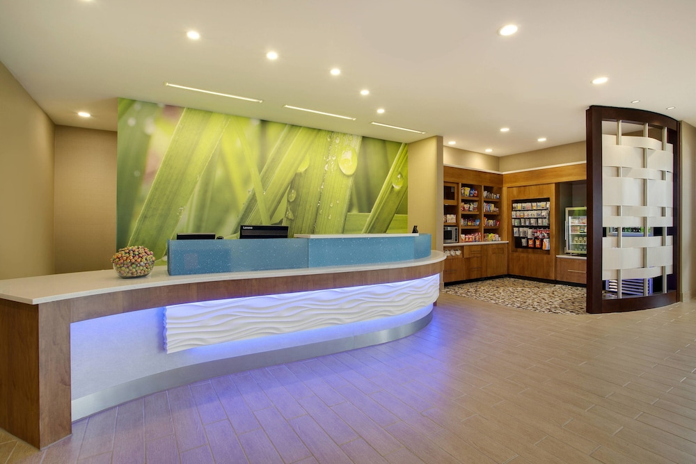 Lobby, SpringHill Suites by Marriott Murray