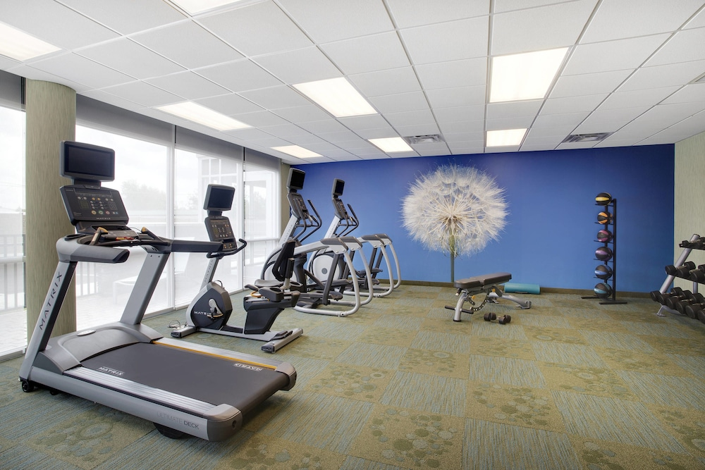 Fitness Facility, SpringHill Suites by Marriott Murray