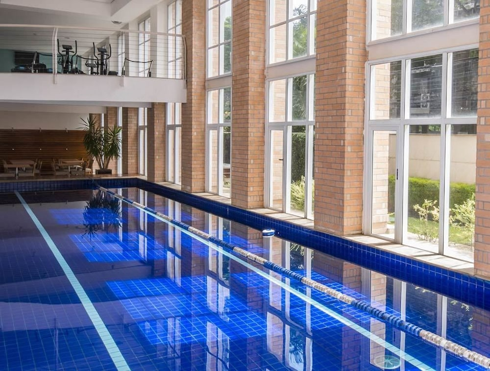 Dali residence s o paulo br sil for Residence piscine couverte