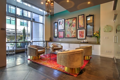Great Place to stay Furnished Suites in the Pearl District near Portland