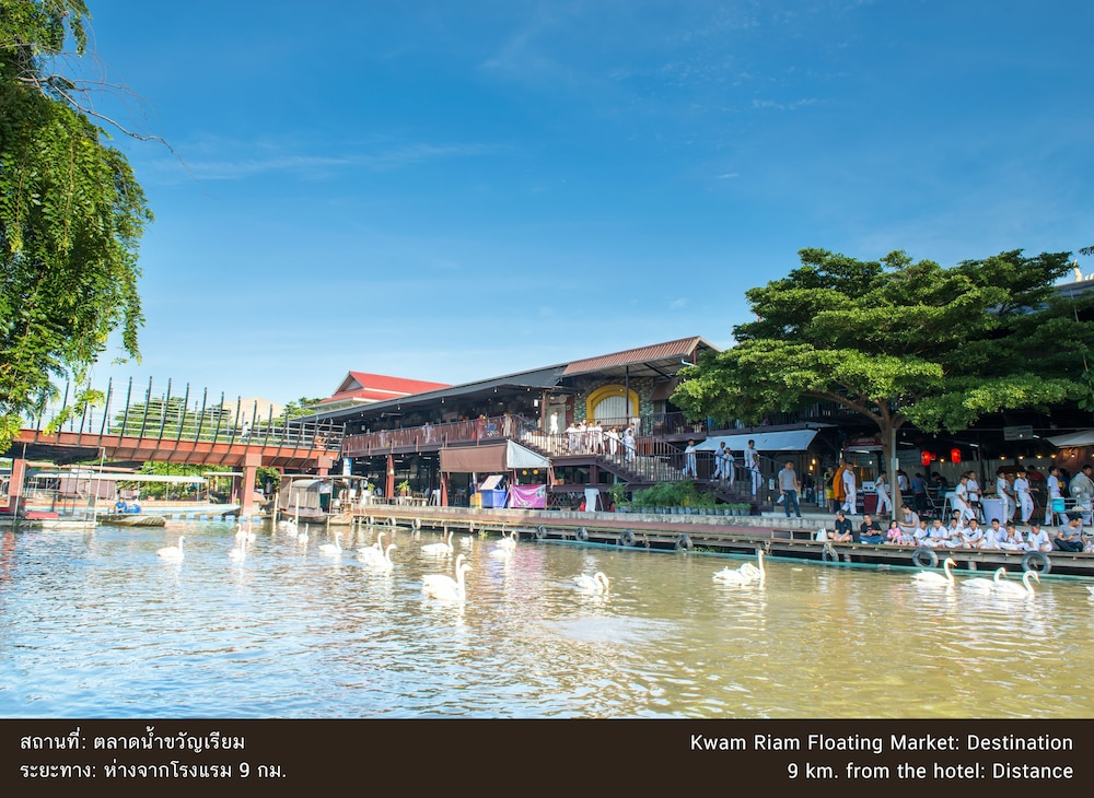 The Pantip Hotel Ladprao Bangkok: 2019 Room Prices $25, Deals