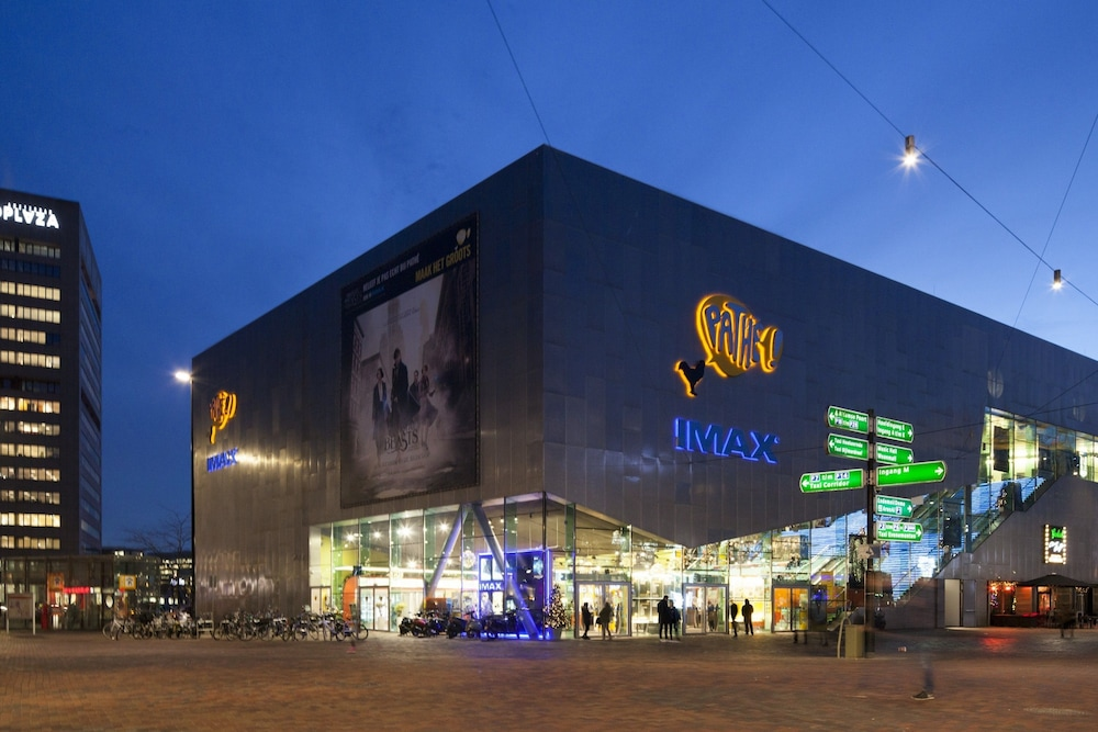Easy Hotel Arena Boulevard Amsterdam