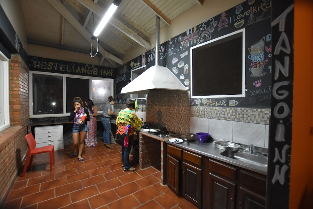 Shared Kitchen Facilities, Tangoinn BEER Hotel