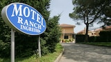 Motel Ranch – hotell i Gaggiano