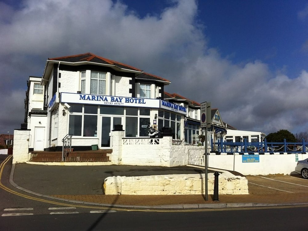 Marina Bay Hotel Sandown Isle Of Wight