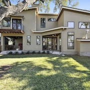 Oak Tree Elegance in Austin by RedAwning