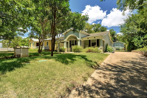 Great Place to stay Convenient City Spot with Green Space by RedAwning near Austin