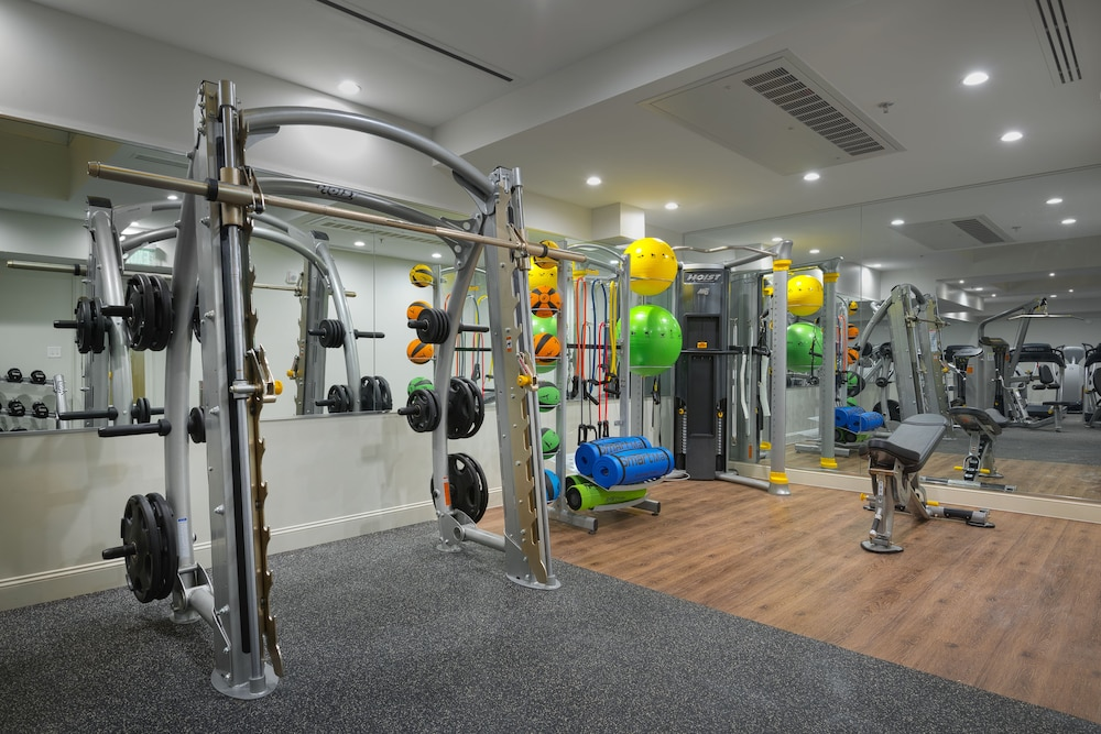 Fitness Facility, The Ivey's Hotel
