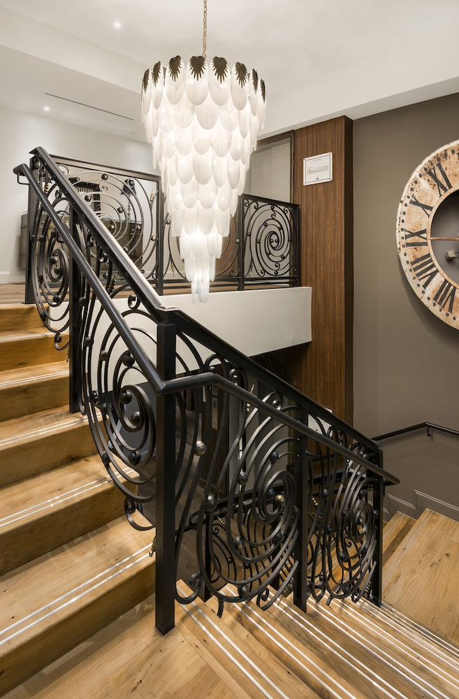 Staircase, The Ivey's Hotel