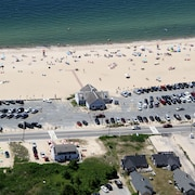 Cape Cod Memories Start Here a Craigville Beach by RedAwning
