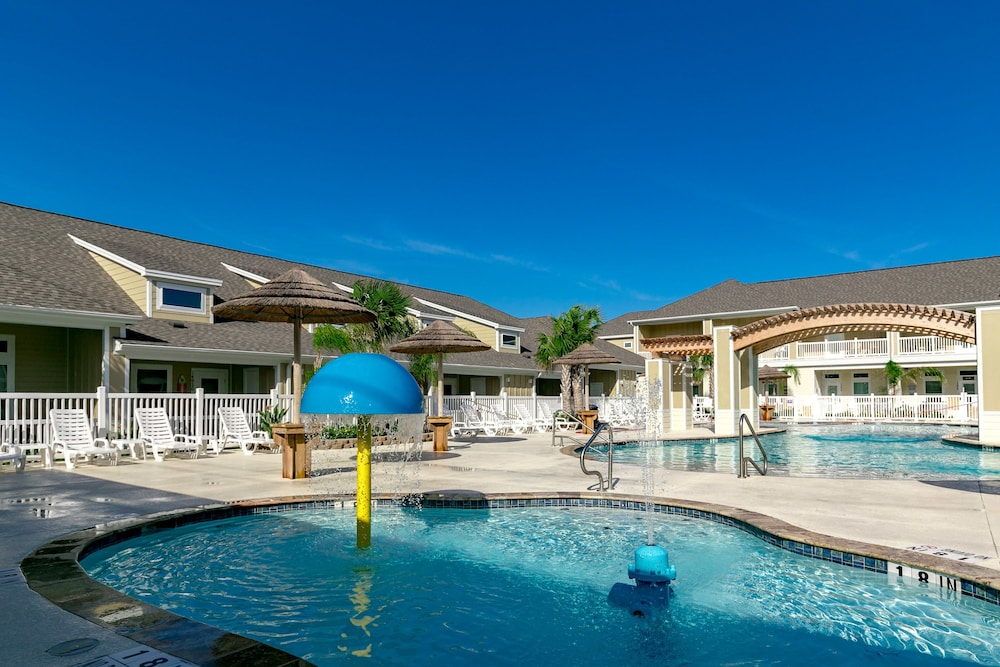 Village By The Beach I918 By Redawning Corpus Christi