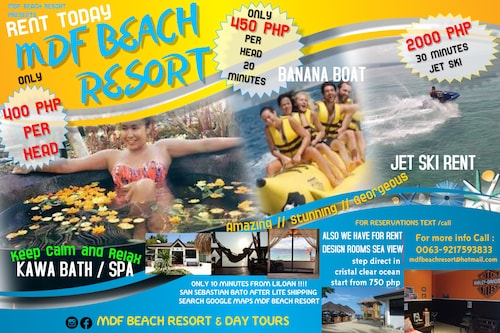MDF Beach Resort And Day Tours