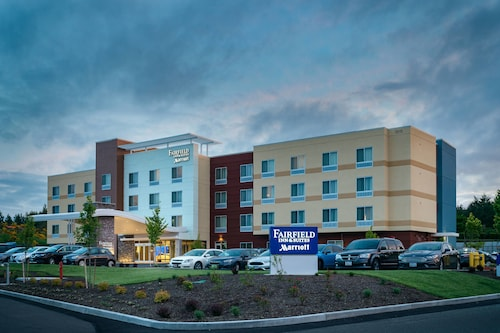Fairfield Inn & Suites by Marriott Tacoma DuPont