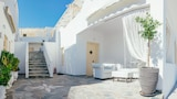 The White Suites - Milos Hotels