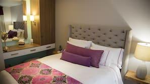 3 dormitorios, ropa de cama de alta calidad, caja fuerte