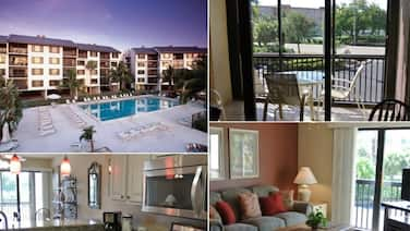 Santa Maria Harbour Resort Building 1-104 - Weekly 2 Bedroom Condo