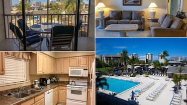 Santa Maria Harbour Resort 202 - Weekly 2 Bedroom Condo
