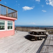 Oceanside Galveston Retreat by RedAwning