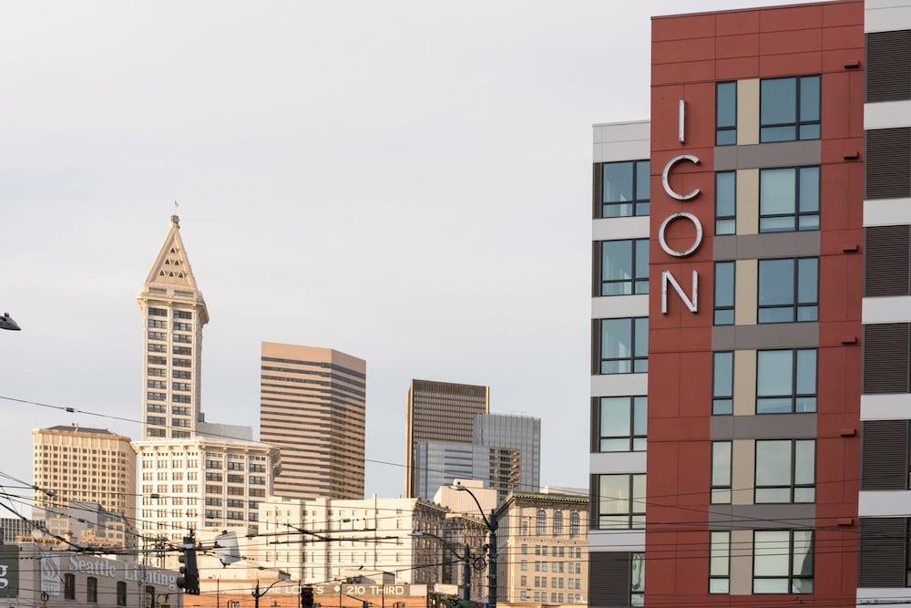 Hotels Near Centurylink Center Seattle