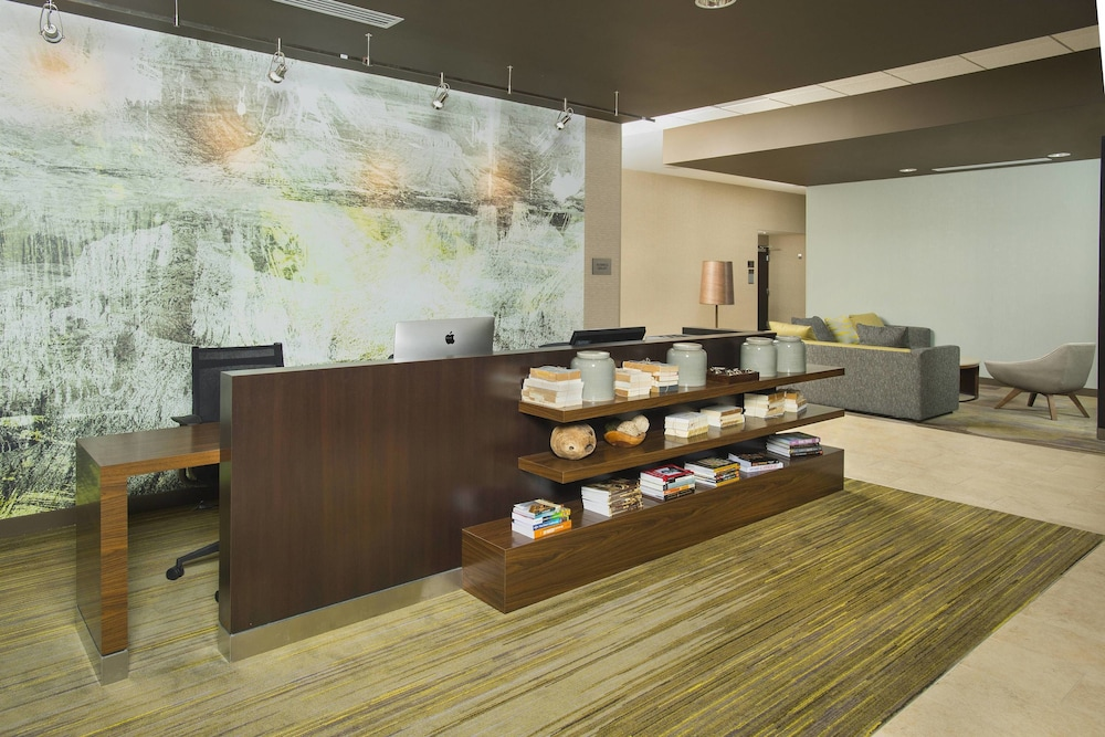 Business Center, Courtyard by Marriott Redwood City