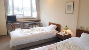 1 bedroom, in-room safe, free cots/infant beds, free WiFi