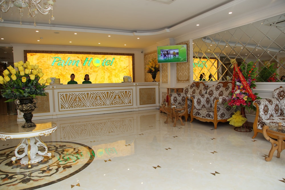 Reception, Palm Hotel Thanh Hoa
