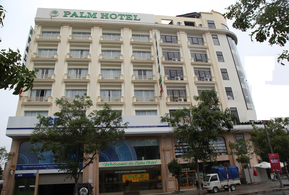 Front of Property, Palm Hotel Thanh Hoa